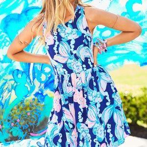 Lilly Pulitzer Going Coastal Kassia Dress Size 4